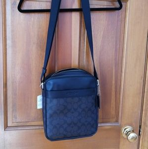 Coach Men's Flight Bag